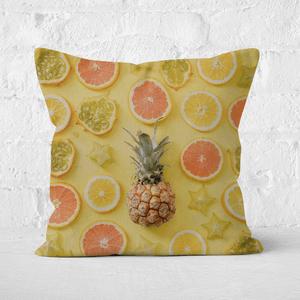 Vitamin C Square Cushion