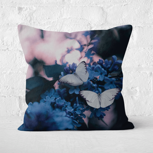 Butterflies Square Cushion