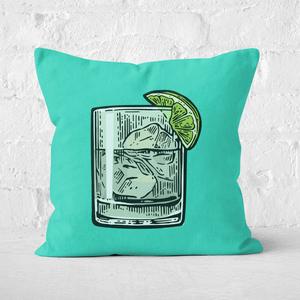 Vodka Square Cushion