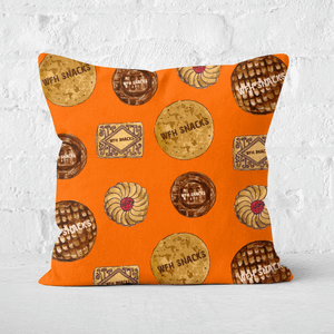 BISCUITS Square Cushion