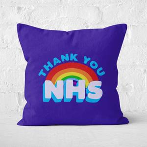 Thank You NHS Square Cushion