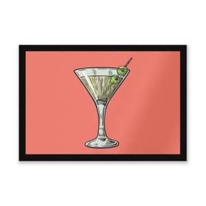 Martini Entrance Mat
