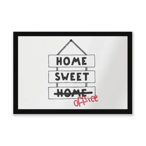 Home Sweet Office Entrance Mat