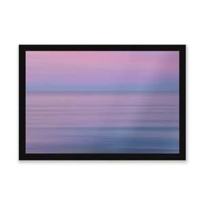 Sunset Purple Tones Entrance Mat