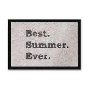 Best Summer Ever. Entrance Mat