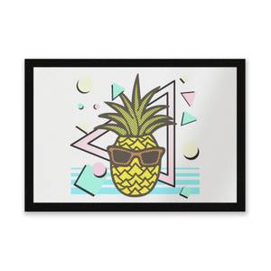 Summer Pineapple Entrance Mat