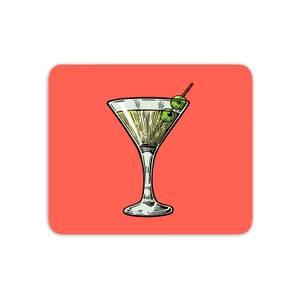 Martini Mouse Mat