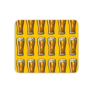 Beers Mouse Mat
