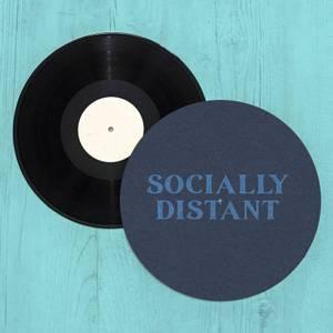 Socially Distant Slip Mat