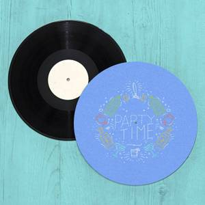 Party Time Slip Mat