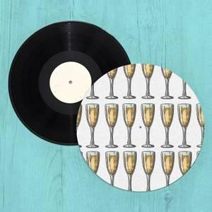 Champagne Slip Mat