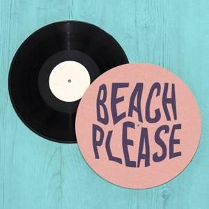Beach Please Slip Mat
