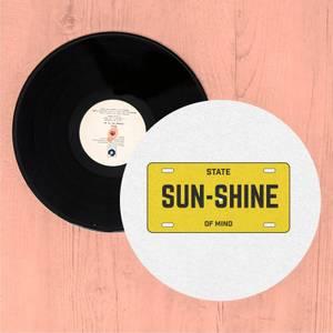 Sunshine State Of Mind Slip Mat