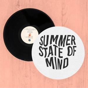 Summer State Of Mind Slip Mat