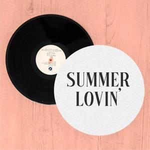 Summer Lovin' Slip Mat