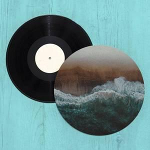 Moody Ocean Slip Mat