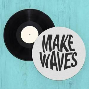 Make Waves Slip Mat