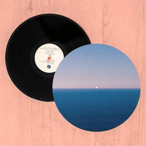 Sunset Cool Tones Slip Mat