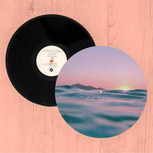 Sunset With Water Slip Mat