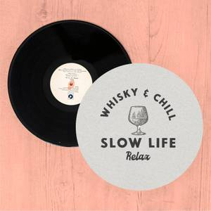 Whisky And Chill Slip Mat