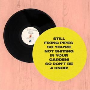 Still Fixing Pipes Slip Mat