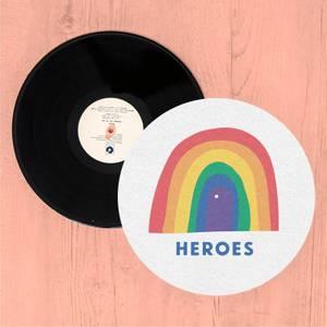 Heroes Slip Mat