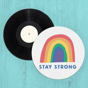 Stay Strong Slip Mat