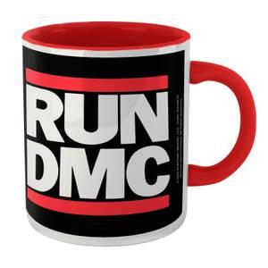 RUN DMC Mug - White/Red