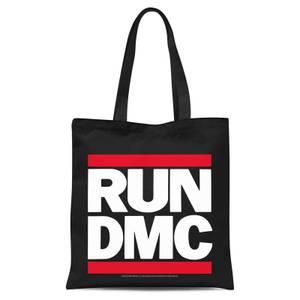 RUN DMC Tote Bag - Black
