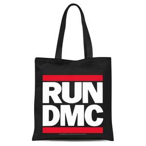 Tote Bag RUN DMC - Noir