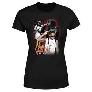 Lil Wayne Women's T-Shirt - Black