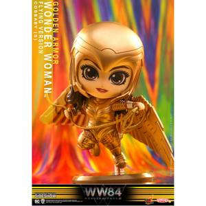 Hot Toys Wonder Woman 1984 Cosbaby Mini Figure Golden Armour Wonder Woman (Flying Version) 10 cm