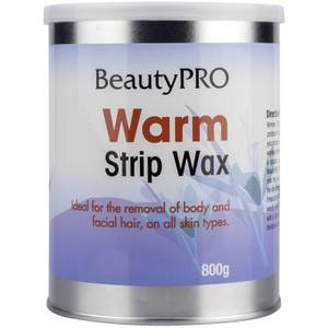 BeautyPro Warm Honey Crème Strip Wax 800g