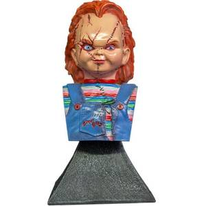Trick or Treat Studios Bride of Chucky Mini Bust Chucky 15 cm