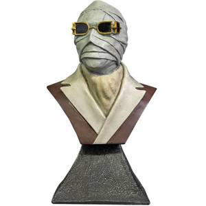 Trick or Treat Studios Universal Monsters Mini Bust The Invisible Man 15 cm