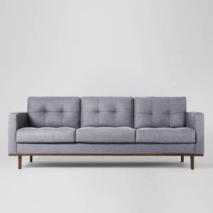 Swoon Berlin Smart Wool 3 Seater Sofa