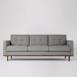 Swoon Berlin House Weave 3 Seater Sofa