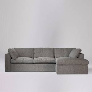Swoon Seattle House Weave Corner Sofa - Right Hand Side