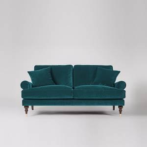 Swoon Sutton Velvet 2 Seater Sofa