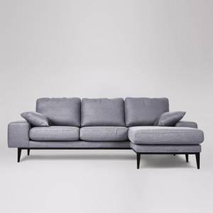 Swoon Tulum Smart Wool Corner Sofa - Right Hand Side