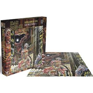 Iron Maiden Somewhere in Time (500 Piece Jigsaw Puzzle)