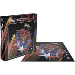 Judas Priest Defenders of the Faith (500 Piece Jigsaw Puzzle)