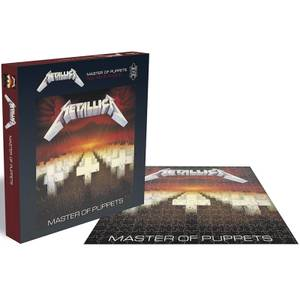 Metallica Master of Puppets (500 Piece Jigsaw Puzzle)