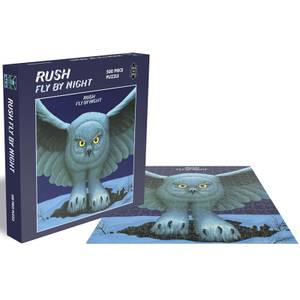 Rush Fly by Night (500 Piece Jigsaw Puzzle)