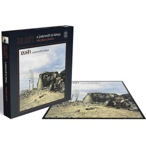 Rush A Farewell to Kings (500 Piece Jigsaw Puzzle)
