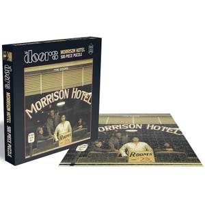 The Doors Morrison Hotel (500 Piece Jigsaw Puzzle)