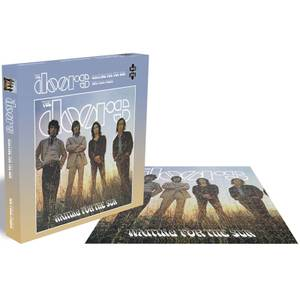 The Doors Waiting for the Sun (500 Piece Jigsaw Puzzle)