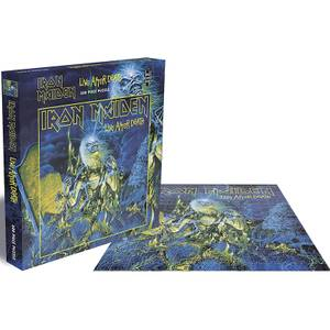 Iron Maiden Live After Death (500 Piece Jigsaw Puzzle)