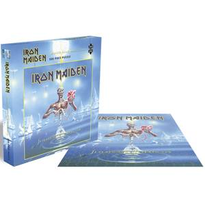 Iron Maiden Seventh Son of a Seventh Son (500 Piece Jigsaw Puzzle)