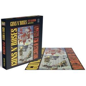 Guns N' Roses Appetite For Destruction 1 (500 Piece Jigsaw Puzzle)